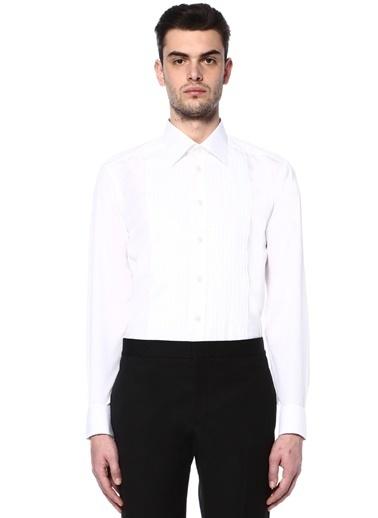 Eton Smokin Gömlek Beyaz